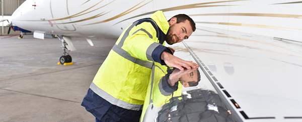 Aviation workers' compensation