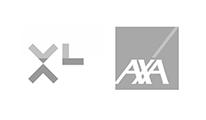 XL AXA Logo