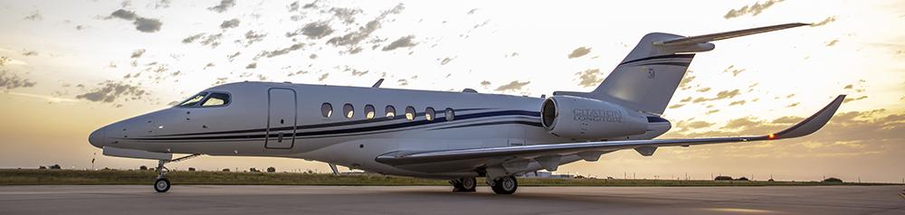 Cessna citation grounded